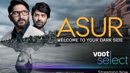 Asur - web series on VOOT