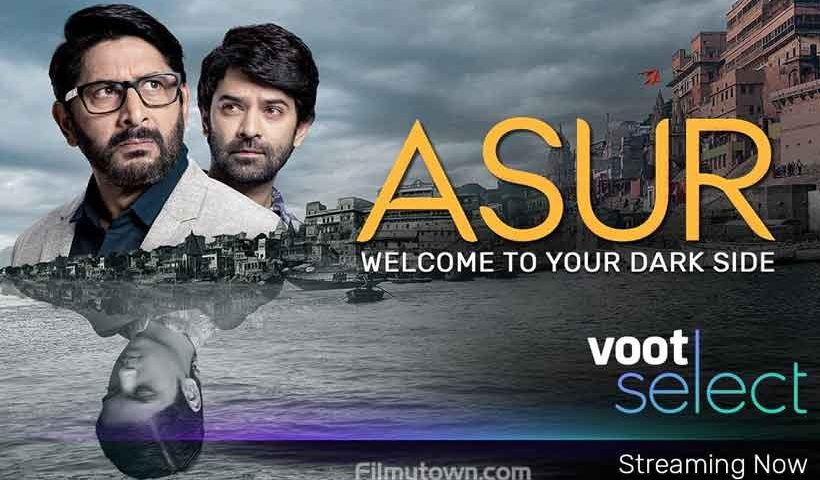 Asur - web series on VOOT