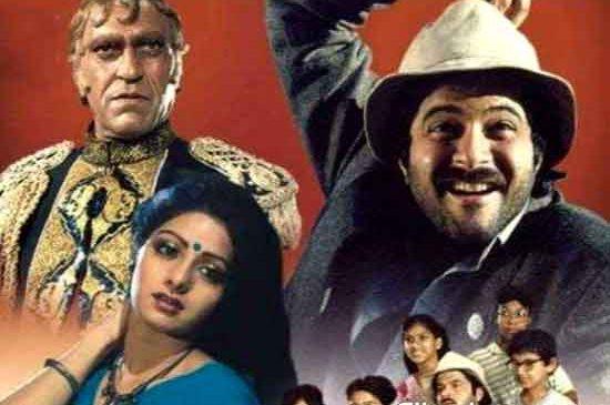Mr India – 1987