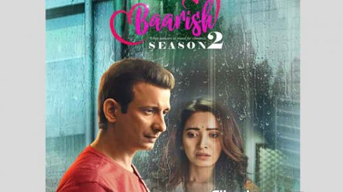 Asha Negi, Sharman Joshi in Baarish2