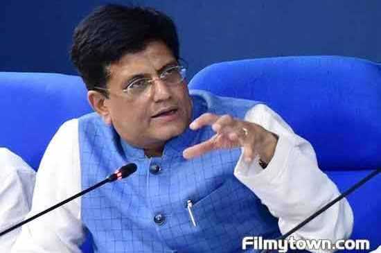 Will provide single window clearance for film shooting in India – Piyush Goyal at FICCI FRAMES 2020
