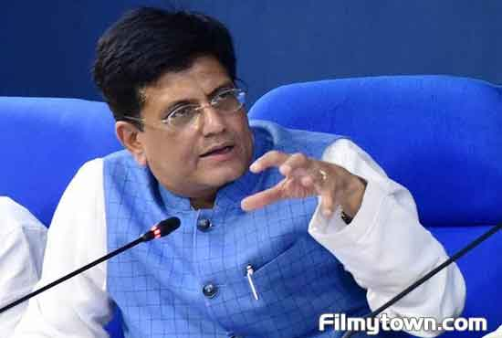 Piyush Goyal at Ficci Frames 2020