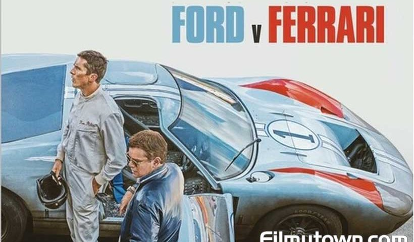 Ford vs Ferrari on Star Movies this November