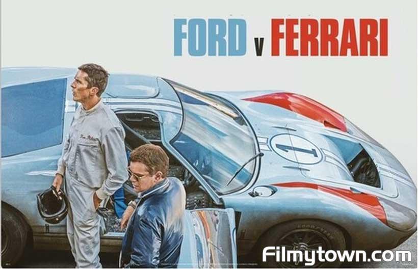 Ford vs Ferrari on Star Movies this November
