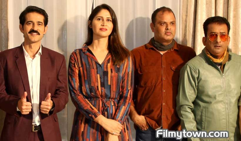 Hiten Tejwani announces his upcoming thriller Shatranj