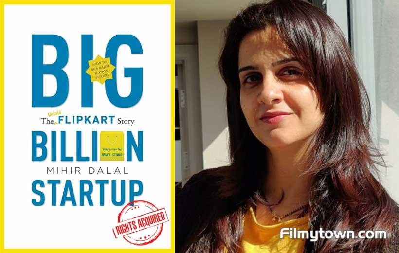 Prabhleen Kaur, Big Billion Startup