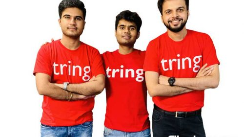 Akshay, Rahul and Pranav of Tring