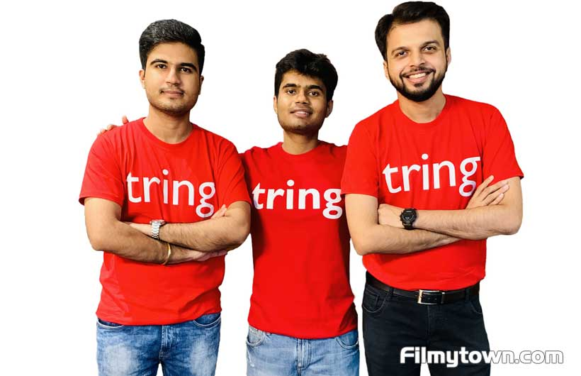 Akshay, Rahul and Pranav of Tring
