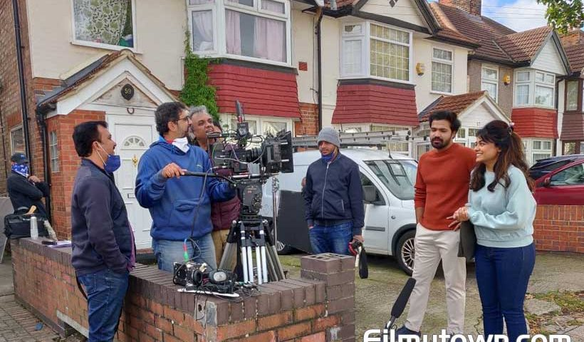 Prarthana Behere, Rinku Rajguru in UK for shooting Choomantar