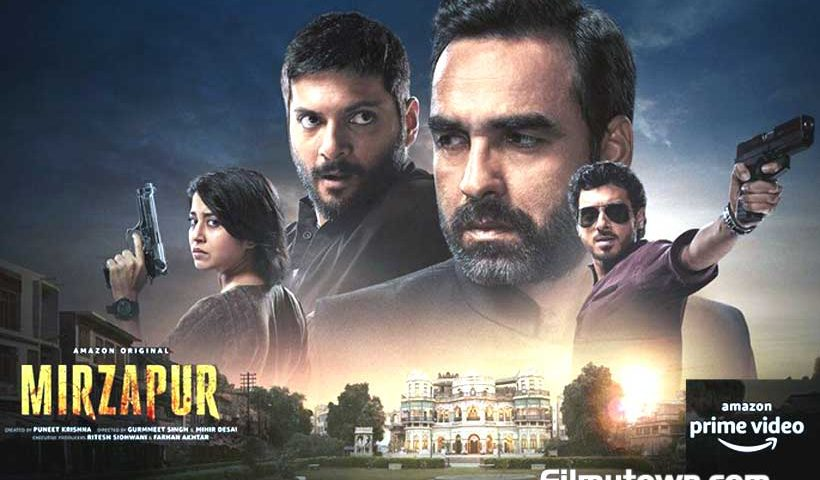 Mirzapur Season 2 on Amazon Prime