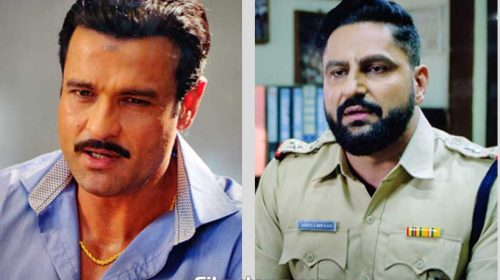 Rohit Roy, Parag Tyagi in PAPER