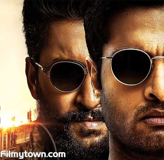 V - Telugu movie review
