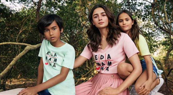 Alia Bhatt launches apparel brand Ed-a-Mamma, pegged on storytelling and engaging with kids