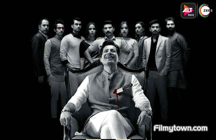 Dark7 White on ALTBalaji