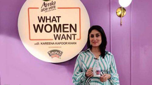 What Women Want 3rd season with Kareena Kapoor Khan