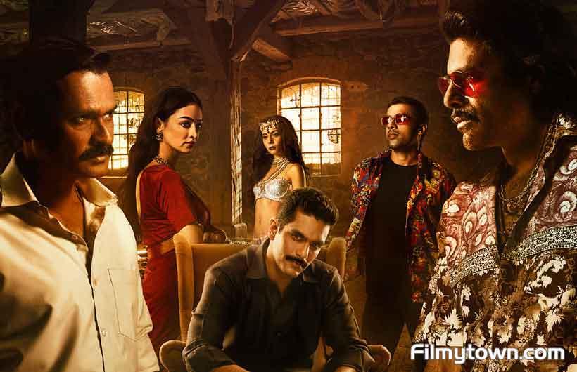 Mum Bhai high octane drama on ALTBalaji