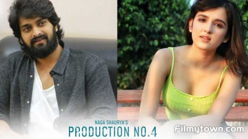 Naga Shaurya and Shirley Setia in Tamil Movie