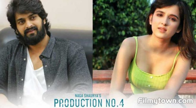 Shirley Setia to be seen opposite Naga Shaurya in her Telugu Films Debut
