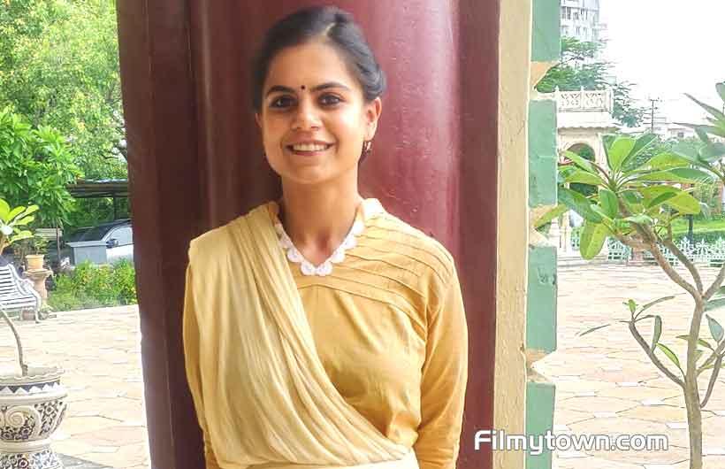 Prashansa Sharma plays the househelp Radhiya in Mirzapur web series