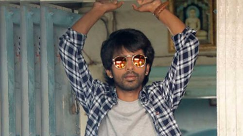 Prathamesh Parab in a different avatar in DARLING