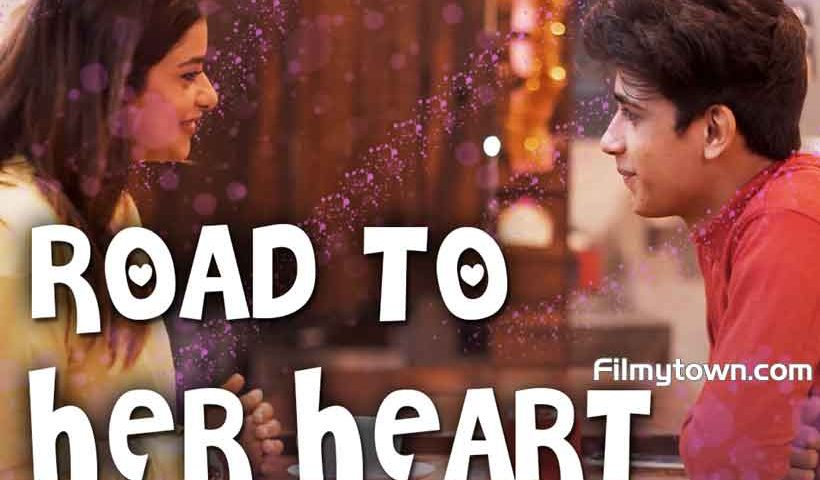 Road to her heart on short movies app Rizzle