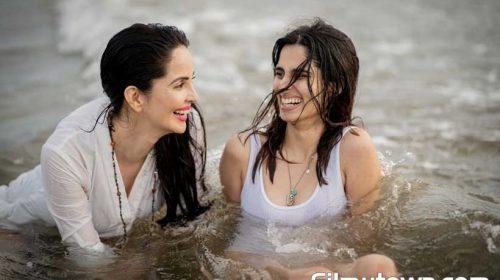 Rukhsar Rehman shoots in Goa