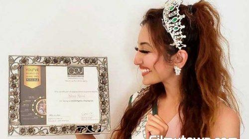 Miss World Washington Shree Saini