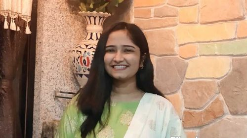 Gujarat's Chandni Vegad enters Bollywood as a singer