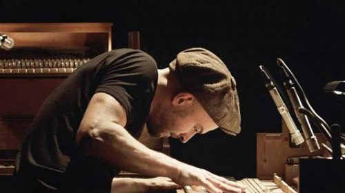 Tripping with Nils Frahm live concert