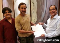 Mahesh Manjrekar, NH Studioz, Vijay Shinde collaborate for a Marathi crime thriller