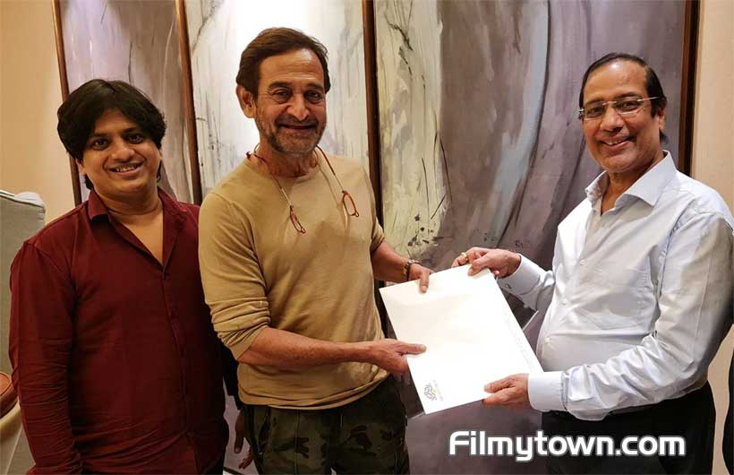 Vijay Shinde, Mahesh Manjrekar, Narendra Hirawat's collaboration for Marathi crime thriller