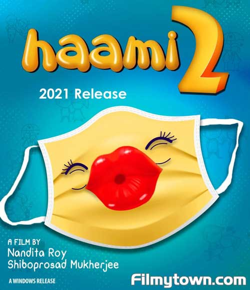 Haami 2 poster revealed