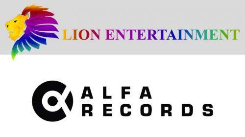 Lion entertainment logo