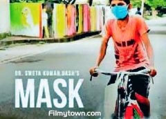 S K Dash's short film MASK lauded at International Film Festivals