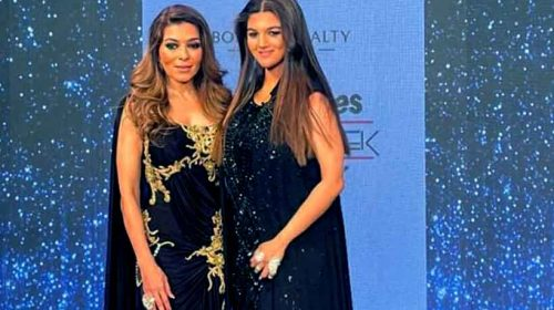 Sangeeta and Aishwarya Ahir showstoppers