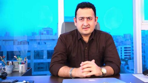 Vinod Bhanushali on Binge-watching