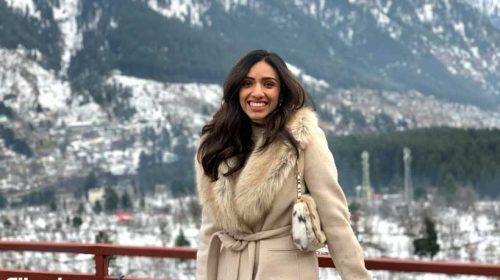 Singer Raveena Mehta
