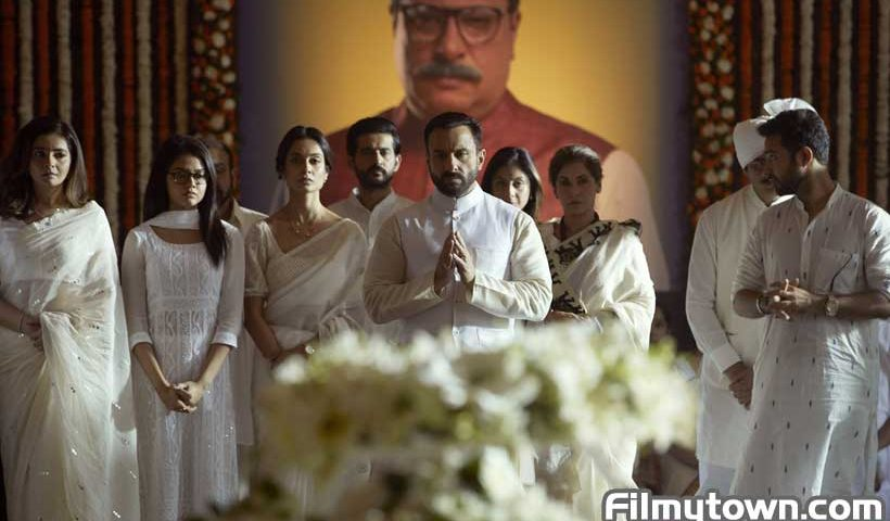 Dimple Kapadia's digital debut in Tandav