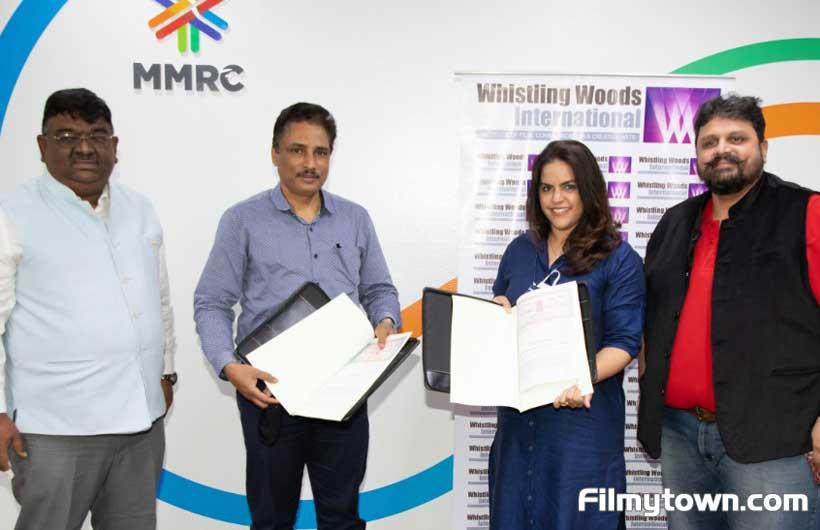Mumbai Metro 3 in 360-degree Virtual Reality
