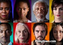 Morgan Freeman, Anne Hathaway's SOLOS explores deeper meaning of Human Connection