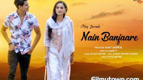 Nain Banjaare poster