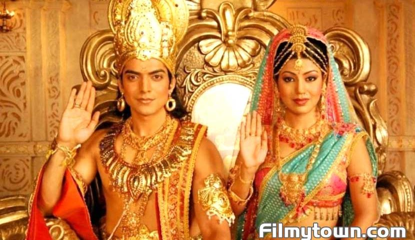 Ramayana on Dangal TV