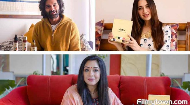 Film, Television celebrities turn to Vedix for their hair problems