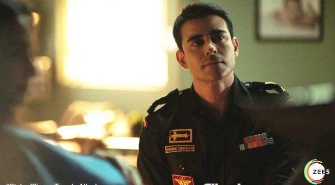 An honour to play Major Samar in State of Siege- Temple Attack, says Gautam Rode
