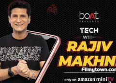Amazon miniTV's show Tech with Rajiv Makhni – Breaking down complex tech nuances into simple info