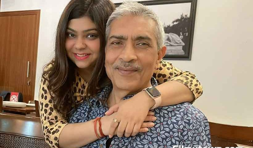 Disha Jha and Prakash Jha