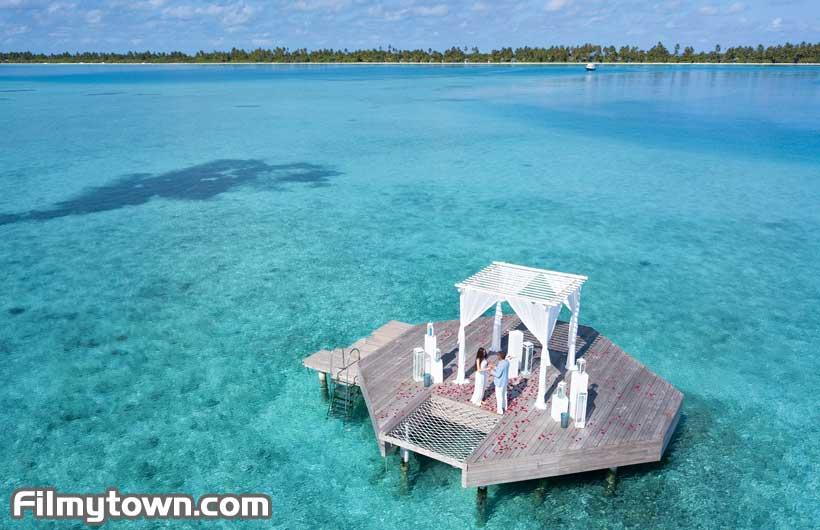 Kandma Maldives a wedding destination