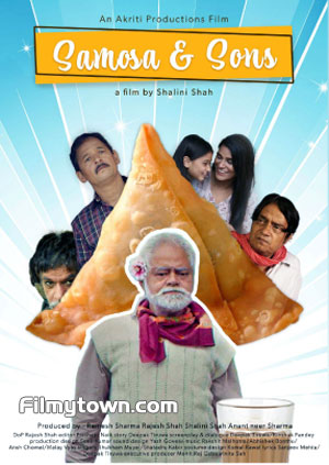 Samosa and Sons poster