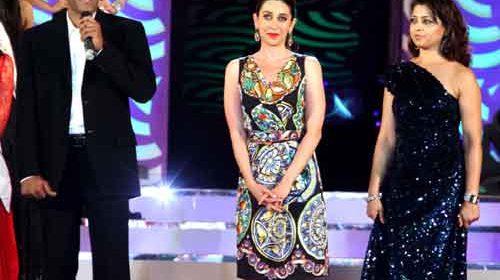Sunil Rane, Karishma Kapoor, Varsha Rane