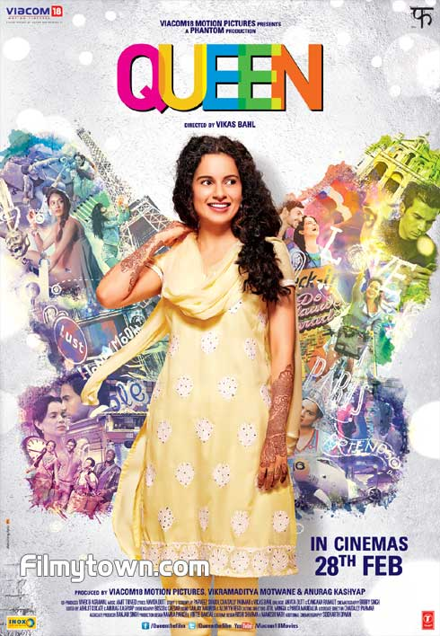 Queen - Hindi Movie